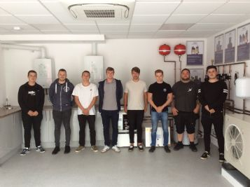Moor Training Welcome Further Apprentices