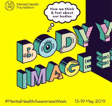 It's mental health awareness week (13-19 May 2019)