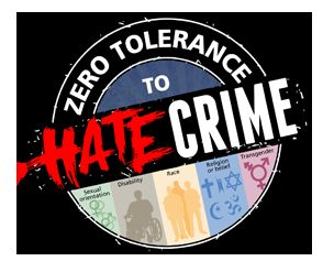 Zero Tolerance to Hate Crime
